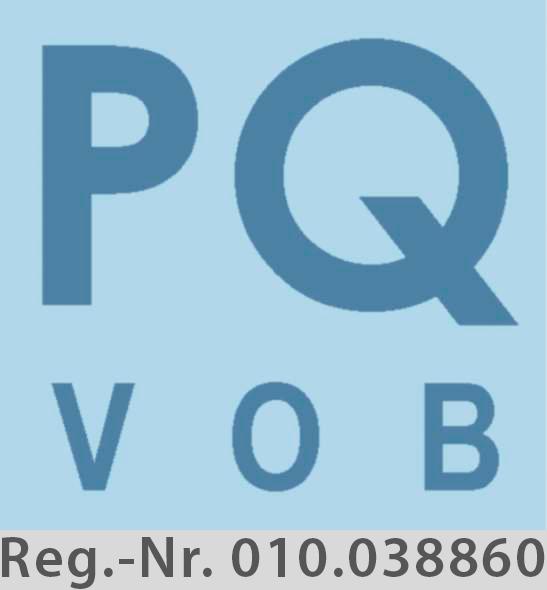Präqualifizierung nach § 6 VOB/A